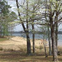 Indian Creek recreation area, Лекомпт