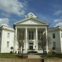 Vernon Parish Courthouse, Leesville, Louisiana, Лисвилл