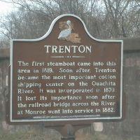 Trenton, Louisiana, Монро