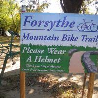 Forsythe Mountain Bike Trail, Монро
