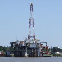 Offshore Oil Rig, Морган-Сити
