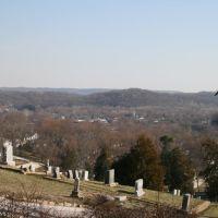 Cemetery, Мосс-Блуфф