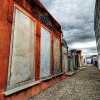 Cemetery_1, Новый Орлеан
