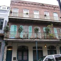 balconies, Новый Орлеан
