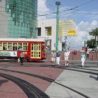 005 Streetcar Round-about, Новый Орлеан