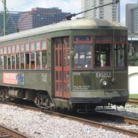 Streetcar, Новый Орлеан
