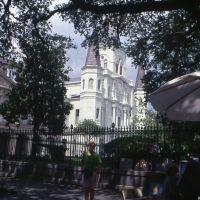 New Orleans,Jackson Square, Новый Орлеан