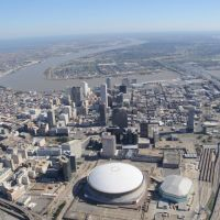 New Orleans Superdome, Новый Орлеан