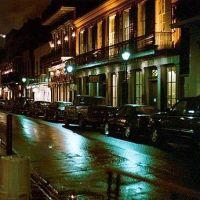 French Quarter, Night, Новый Орлеан