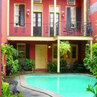 Olivier House Hotel, Nawlins, Новый Орлеан