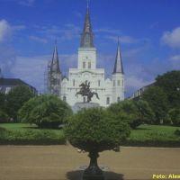 New Orleans, Новый Орлеан