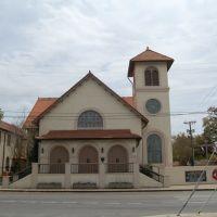 First Methodist Church - New Iberia, LA, Нью-Ибериа