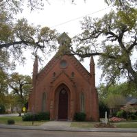 Episcopal Church of the Epiphany - New Iberia, LA, Нью-Ибериа