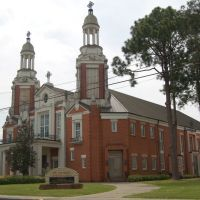 St. Peter Catholic Church - New Iberia, LA, Нью-Ибериа