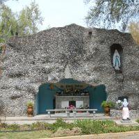 The Grotto of Lourdes - New Iberia, LA, Нью-Ибериа
