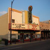 Evangeline Theatre, Нью-Ибериа