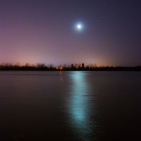 Buhlow Moonrise, Пайнвилл