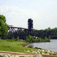 Railroad Bridge, Пайнвилл