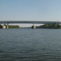 Pineville Expressway Bridge over Red River, Alexandria/Pineville, LA, Пайнвилл