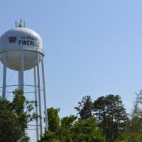 Pineville Water Tower, Пайнвилл