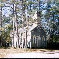 Little Green Church (Rual Pearl River, Mississippi), Пирл Ривер