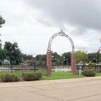 Scott United Methodist Cemetery, Порт-Аллен