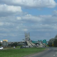 Mississippi river bridge, Порт-Аллен