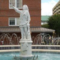 Christoher Columbus Sculpture - Baton Rouge, LA, Порт-Аллен
