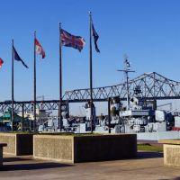 2013 03-14 Baton Rouge, Louisiana, Порт-Аллен