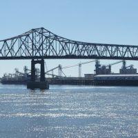 Bridge over the Mississippi - Bâton Rouge - November 2013, Порт-Аллен