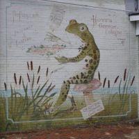 Rayne Frog 1, Рэйн