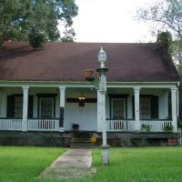 Historic Home in  Grand Coteau, LA, Сансет