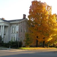 October Antebellum Mansion, Louisiana MO, Скотландвилл
