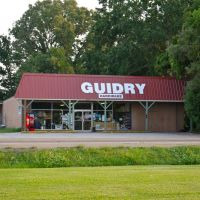 Dustys view of Guidry Hardware, Скотт