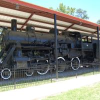 GM&N #72 Train Engine - Franklinton, LA, Франклинтон