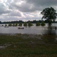 Simmesport, La. Flood 2011, Хоума
