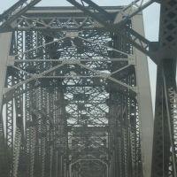 Champ Clark Bridge, Хэйнесвилл