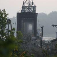 Foggy crossing, Хэйнесвилл