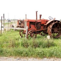 old tractors, Чёрч-Пойнт