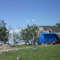 1379 Oak Grove Highway,  Creole,  Louisiana after Hurricane Rita  (June 2006), Чёрч-Пойнт