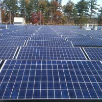 Solar Panels in Acton MA, Актон