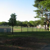 Andover, Ball Field from Highland Rd, Андовер