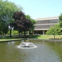 McQuade Library, Merrimack College, North Andover, Massachusetts, Андовер