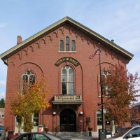 Town Hall on Main Street (Andover, Massachusetts), Андовер