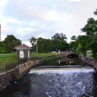 Circular Dam & Balmore St. Bridge, Андовер