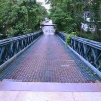 Erector Set Foot Bridge, Андовер