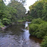 Fishing in the Shawsheen River, Андовер