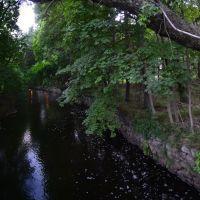 Shawsheen River, Andover, Андовер