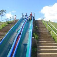 Slide at the park, Арлингтон