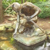 Statue Arlington, Арлингтон